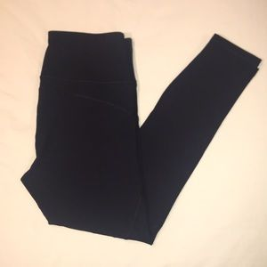RBX Cropped Workout Leggings Size Medium